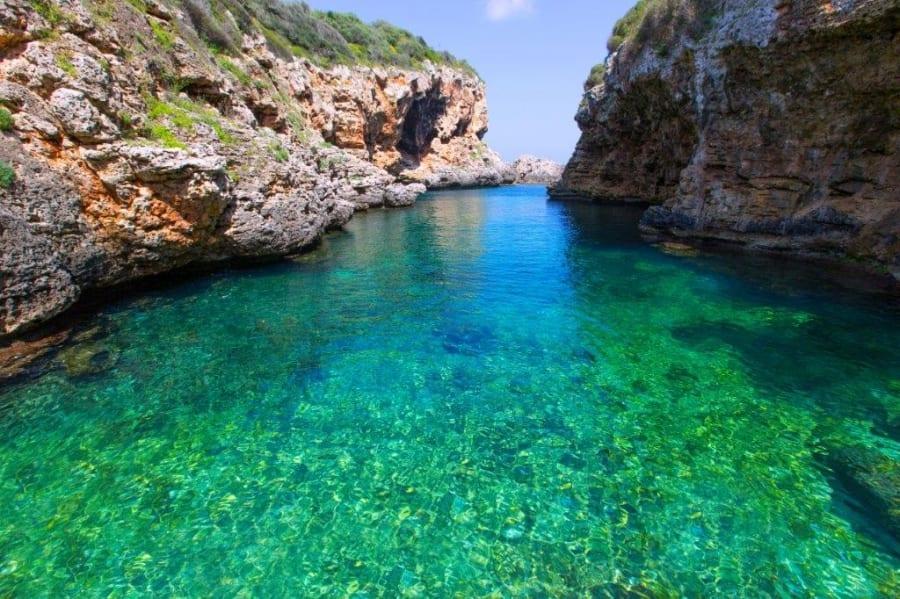 Cala Rafalet Menorca Beach